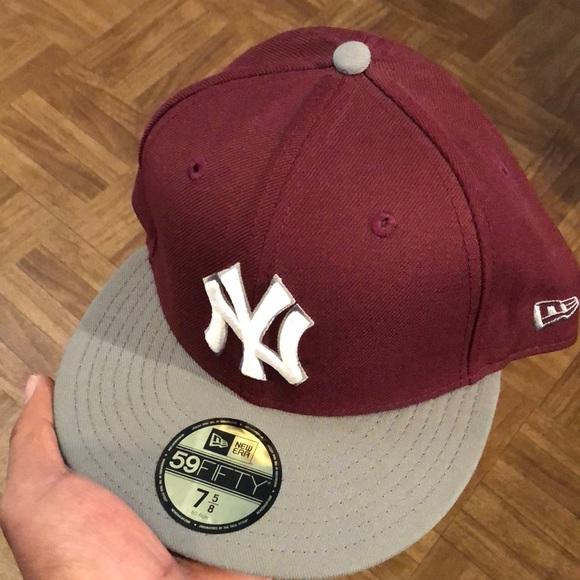 91d1a5c3638 New Era fitted Yankees hat. M 5a395c7a8df47061500122b7. Other Accessories  ...